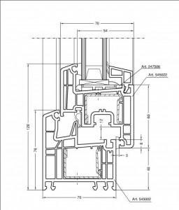 Rehau Brillant MD design1